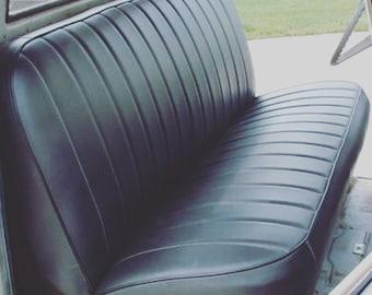 Peachy The Easy Rider Custom Truck Bench Upholstery 1953 Etsy Ncnpc Chair Design For Home Ncnpcorg
