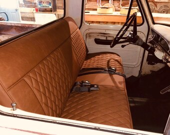 Groovy The Stocky Mama Chevy Gmc 1948 1955 Custom Truck Etsy Machost Co Dining Chair Design Ideas Machostcouk