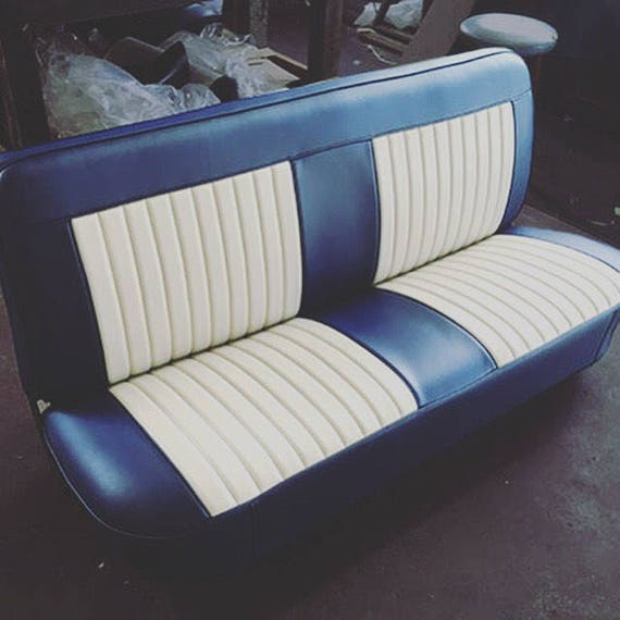 Fabulous Pleats And Bolsters Oh My Chevy Gmc 1955 1959 Custom Truck Bench Upholstery 1955 1956 1957 1958 1959 Classic Hot Rod Apache Stepside Fleets Pdpeps Interior Chair Design Pdpepsorg