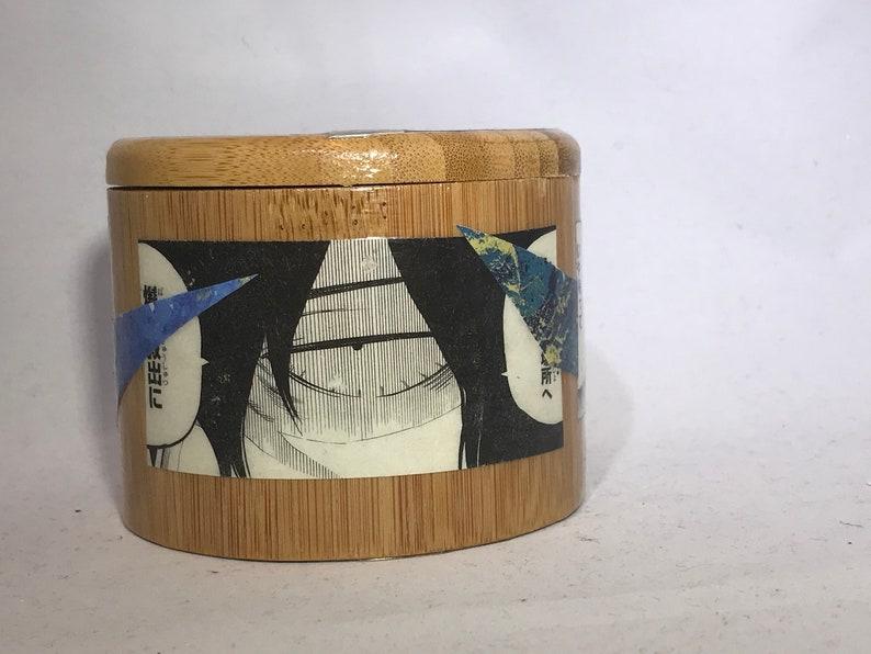 Aizawa Bamboo Box