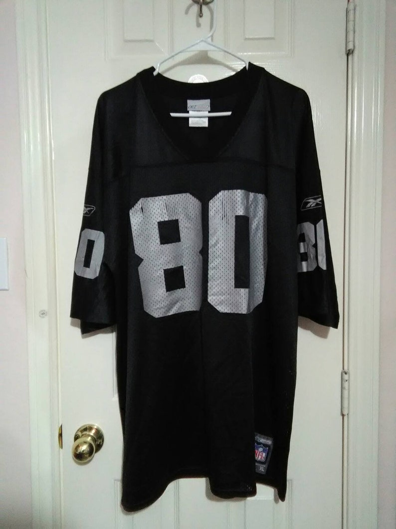 5e41ceccc Retro Oakland Raiders Jerry Rice Reebok Jersey sz XL