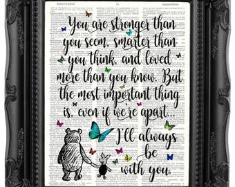 BEST FRIEND GIFT Winnie The Pooh Best Friend Birthday Gift Maid Of Honor Friends Forever 191