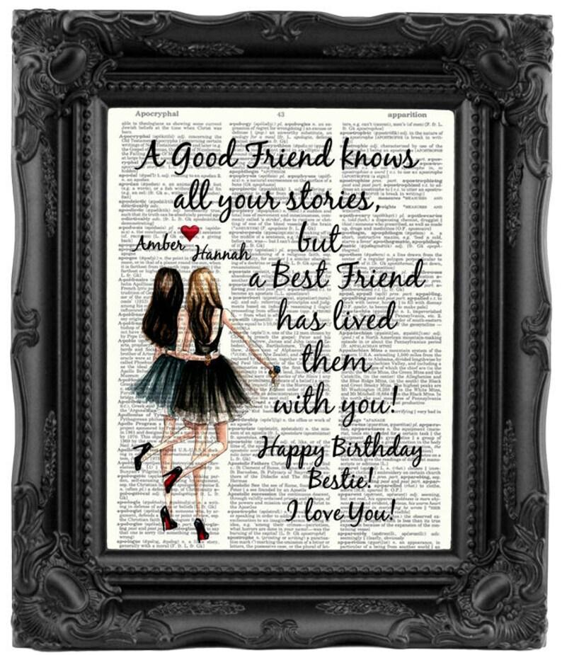 Brief Für Die Beste Freundin Zum Geburtstag Glückwünsche