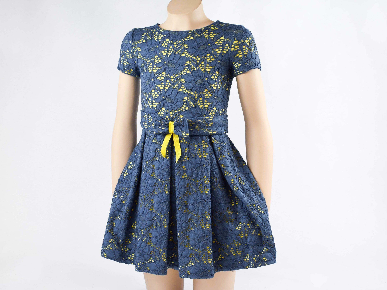 3e3aa72c66ad Blue And Yellow Bridal Dresses – DACC