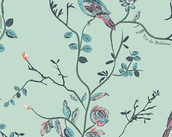 Vie de Bohème Sunrise in Knit By Pat Bravo for Art Gallery Fabrics