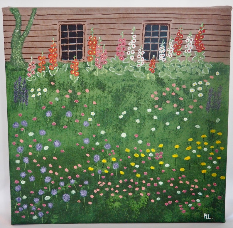 Dreaming of Cottage Gardens image 0
