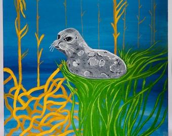 A Seal's life
