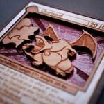 Custom Wooden Pokemon Cards