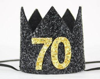 70th Birthday Hat