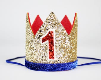 7739b7ae2f7 Wonderwoman Birthday Inspired Crown
