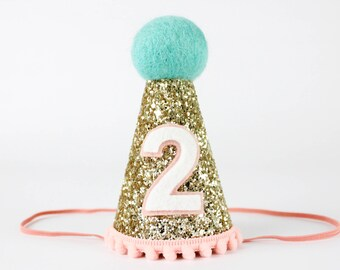 Party Hat Of Glitter