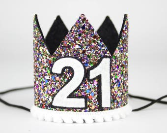 21st Birthday Crown  f24842d2ce4e