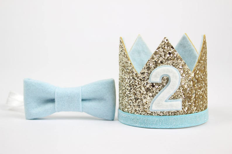 Birthday Crown 2nd Boy Second Outfit