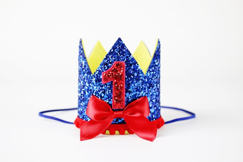 f8f9c9a427b Snow White Birthday Disney Princess Birthday Party Hat