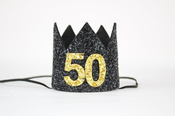Fabulous 50th Birthday Party Hat Hats Crowns