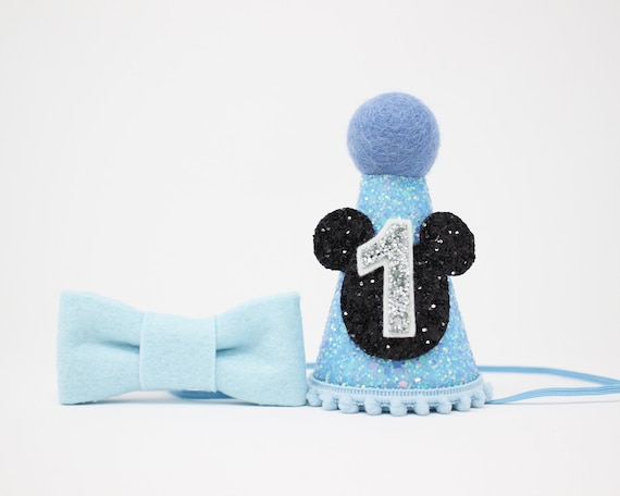 1st Birthday Hat Mickey Mouse