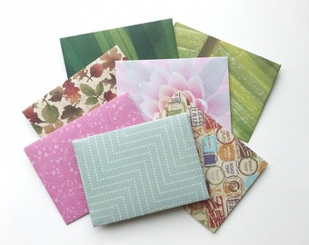 Grab Bags 20 Random Pages Only *or*7 Random Envelopes Only