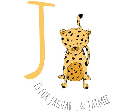 J is for Jaguar...