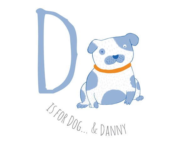 D is for Dog...