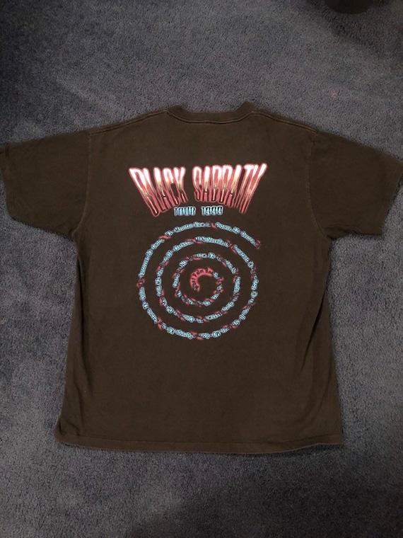 Vintage 1999 Black Sabbath Tour Shirt - XL