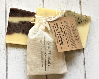 Soap Sampler Bag