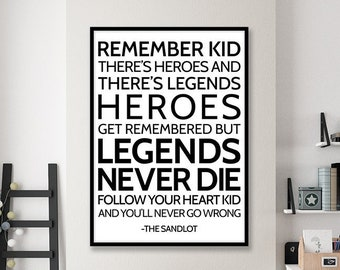 Sports quotes | Etsy