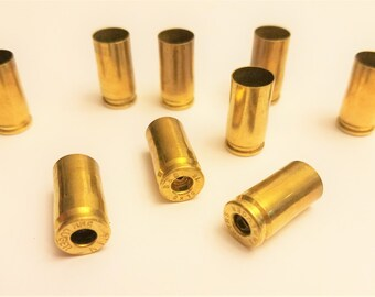 9mm Luger 1000 Processed brass casing
