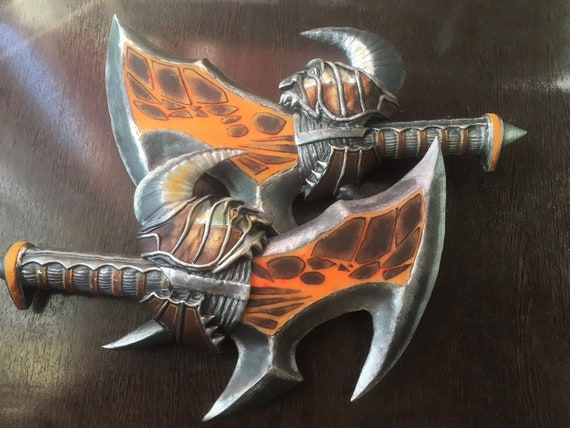 Blades Of Exile Kratos God War Cosplay Prop