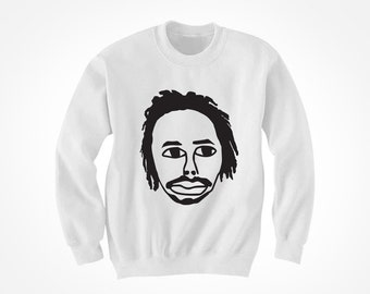 33ffa491f482 Earl Sweatshirt Pullover- Some Rap Songs