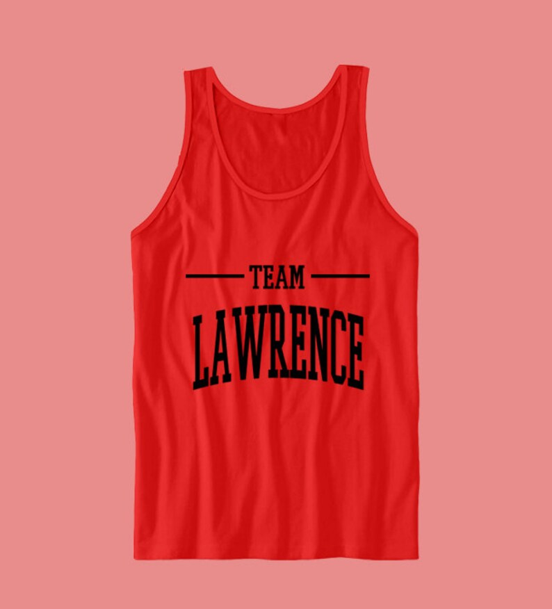 promo code abf19 15196 Team Lawrence Tank Top - Insecure HBO, Season Finale, TV Show Shirt,  #TeamLawrence, Awkward Black Girl, Anti Issa Tank by Raw Clothing