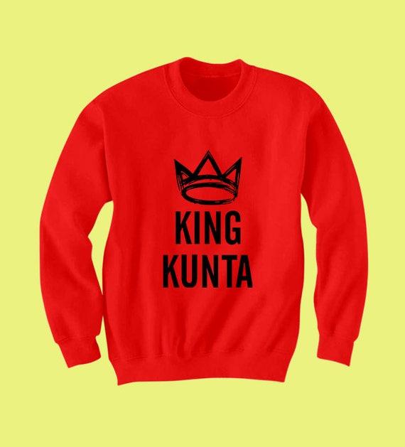 King Kunta Hoodie - To Pimp A Butterfly, New Album, Hip Hop Shirt, Hip Hop Clothing, Rap Merch, Band Merch, Rap Hoodie by Raw Clothing