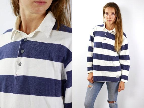 Levis Poloshirt Striped Poloshirt Levis Polo Shirt Vintage Levis Polo Shirt Levis Shirt Striped Polo Shirt Vintage Levis Shirt 90s