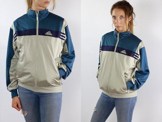 Windbreaker Jacket Adidas Jacket Adidas Windbreaker Adidas Track Jacket 90s Windbreaker Track Jacket Vintage Windbreaker Vintage Tracksuit