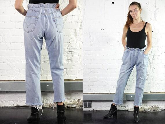 Levis Mom Jeans Levis Light Blue Levis Jeans Rewor