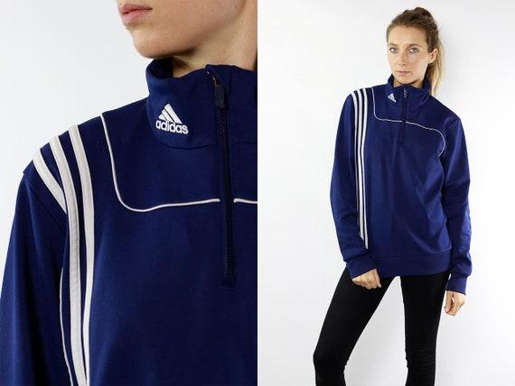 Adidas Jacket Adidas Windbreaker Adidas Shell Jacket Adidas Track Jacket Vintage Windbreaker Vintage Track Jacket Vintage Shell Jacket