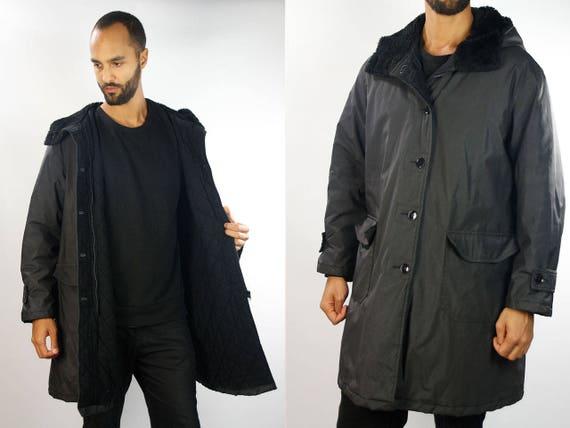 90s ARMANI Jacket / 90s Armani Coat / Vintage Armani Jacket / Vintage Armani Coat / Emporio Armani / Armani / 90s Vintage Coat J53