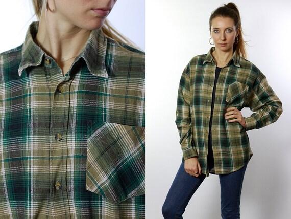Wool Shirt Lumberjack / Lumber Jack Shirt / Vintage Lumber Jack Shirt / Button Shirt Lumberjack / Lumber Shirt / Wool Shirt Vintage HE25