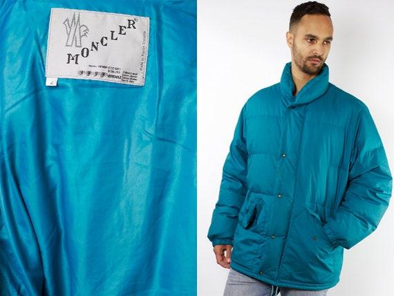 Moncler Puffer Coat Moncler Down Coat Moncler Jacket Moncler Down Jacket Moncler Coat 90s Moncler Coat  90s Moncler Jacket JA89