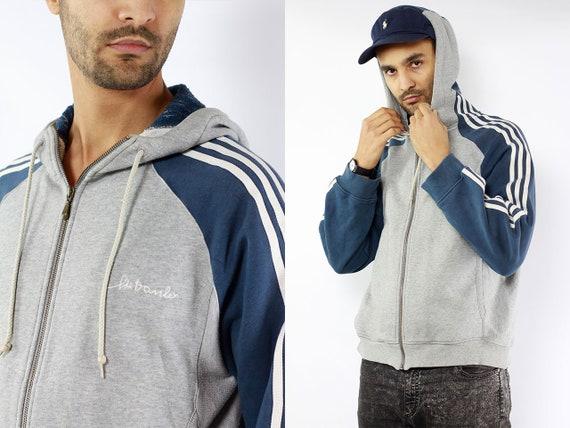 Adidas Hoodie Adidas Sweatshirt Adidas Jumper Vintage Sweatshirt Vintage Jumper 90s Sweatshirt 90s Hoodie 90s Jumper Oversize Sweatshirt