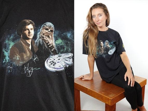 Vintage T-Shirt Star Wars Shirt Star Wars Top 90s Shirt Band T-Shirt Vintage Star Wars T-Shirt 90s Star Wars Retro Vintage Clothing T45