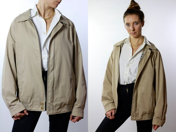 Burberry Jacket Burberry Bomber Jacket Burberrys Bomberjacket Summer Jacket Burberry Beige jacket Burberry Jacket Women Jacket Light CO45
