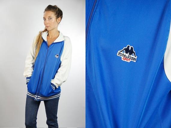 Kappa Jacket Kappa Windbreaker Streetwear Jacket 90s Kappa Jacket Kappa Track Jacket Vintage Windbreaker Vintage Track Jacket Kappa