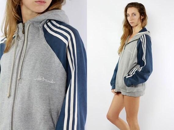 Adidas Sweatshirt Adidas Hoodie Adidas Jumper 90s Adidas Jacket Vintage Sweatshirt Vintage Jumper Oversize Hoodie Oversize Sweatshirt