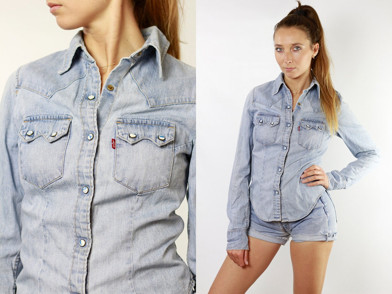 26a19b41 Levis Denim Shirts Online Shopping India - raveitsafe