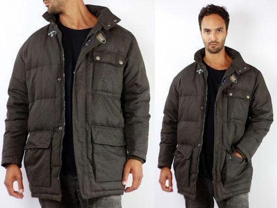 Puffer Jacket Down Jacket Fay Puffer Jacket 90s Puffer Jacket Grey Puffer Jacket Fay Down Jacket 90s down jacket Vintage Puffer J131
