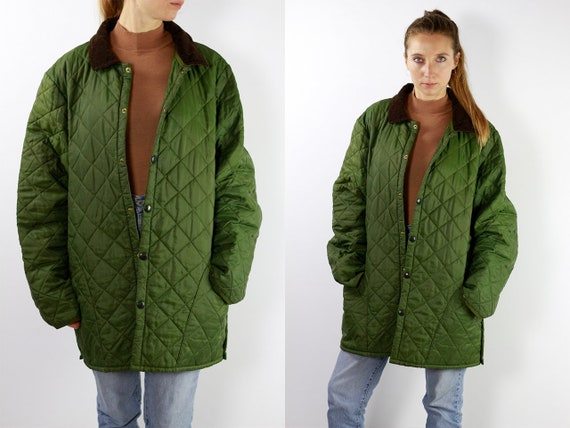 Barbour Eskdale / Barbour Jacket Green / Quilted Jacket / Quilted Coat / Barbour Jacket Green / Barbour Jacket / Barbour Coat / Barbour CO5