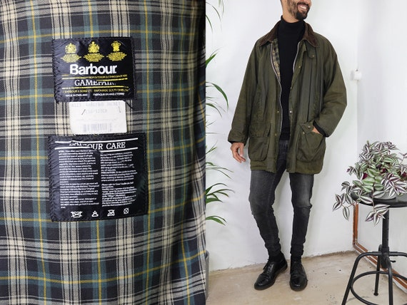 Barbour Gamefair Barbour Wax Jacket Barbour Coat B