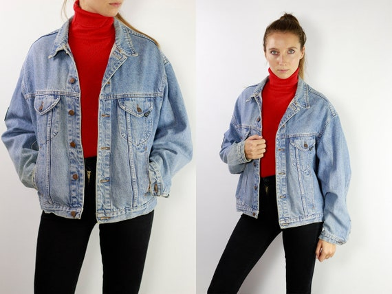 Benetton Denim Jacket Vintage Jean Jacket 80s Denim Jacket Benetton Jean Jacket Benetton Jacket Blue Denim Jacket Blue Jean Jacket DJ6