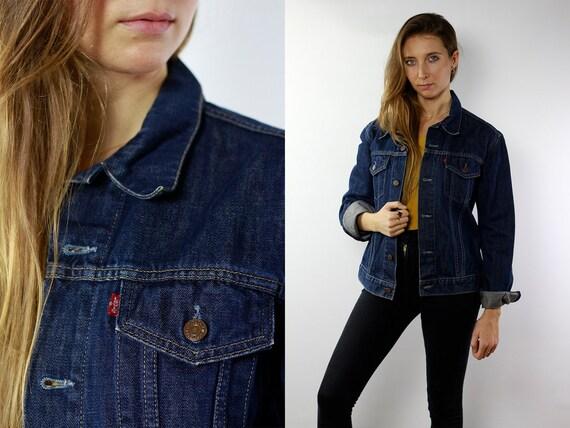 LEVIS Jacket Levis Denim Jacket Levis Jean Jacket Denim Jacket Levis Jacket Levis Jacket Vintage Denim Jacket Vintage Levis Jacket DJ56