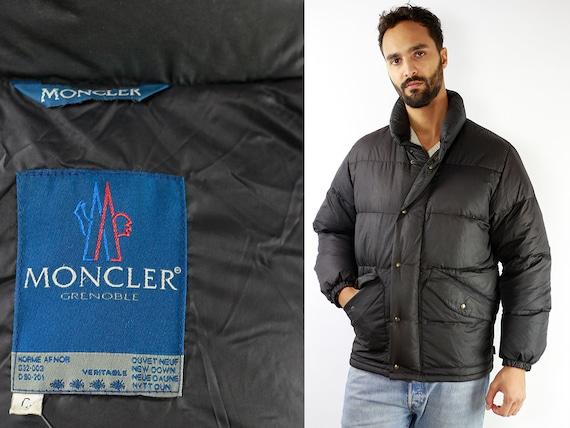 Moncler Puffer Coat Moncler Down Coat Moncler Jacket Moncler Down Jacket Moncler Coat 90s Moncler Coat  90s Moncler Jacket